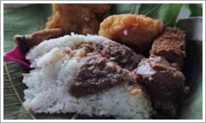 Nasi Jamblang Mang dul