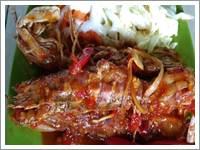 Bubulak Food and View