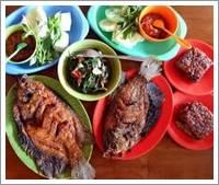 Lesehan Ikan Bakar Klotok Bojonegoro