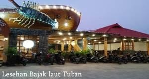 Lesehan Bajak laut Tuban