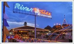 river side restaurant palembang