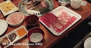 Dakgalbi Korean BBQ