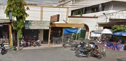 rumah makan cairo malang