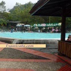 Kolam air panas alami, Guci Tegal