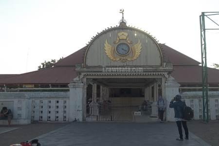 Masjid Gedhe Kauman Yogyakarta, Masjid Penuh Sejarah