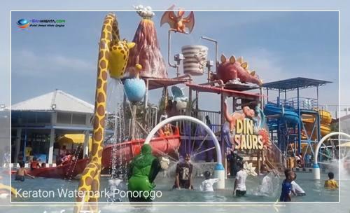 Keraton Waterpark Ponorogo